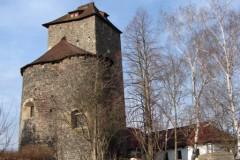 Hrad v Týnci nad Sázavou